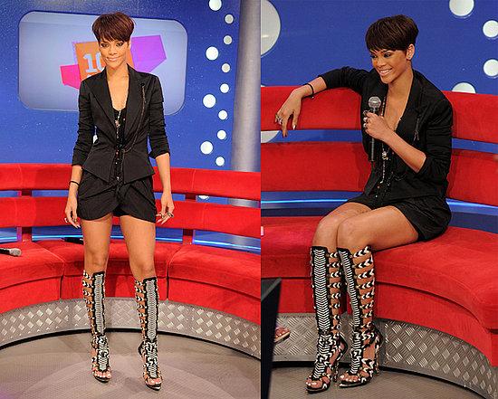Rhianna Gladiator Sandals