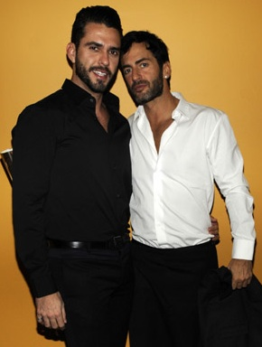 Models Direct: Marc Jacobs Marries