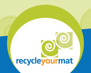 Recycle your mat with any of these ideas or at the website above!