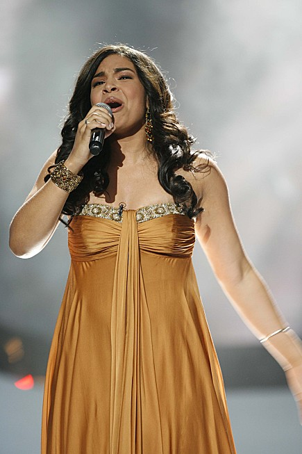 """First of all, I have to give """"American Idol"""" winner Jordin Sparks credit for"""