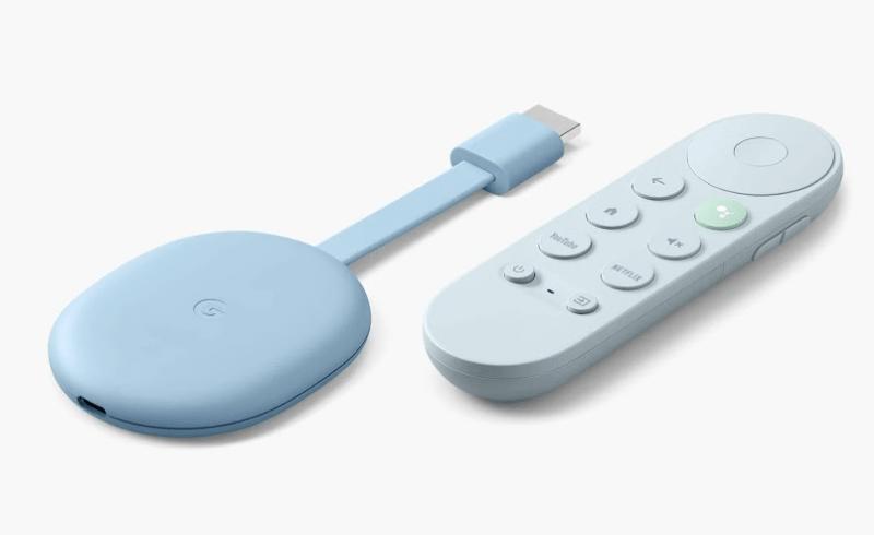 Chromecast with Remote Sky