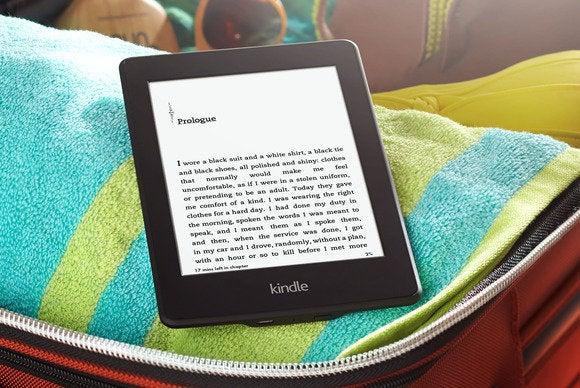 Slimmer Higher Res Kindle Voyage E Reader Leaked By