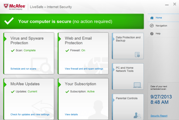 Mobile Security Virus