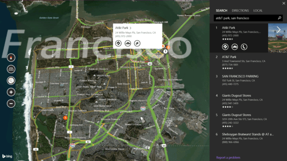 Bing Maps Preview Is Microsoft S Answer To Google Earth