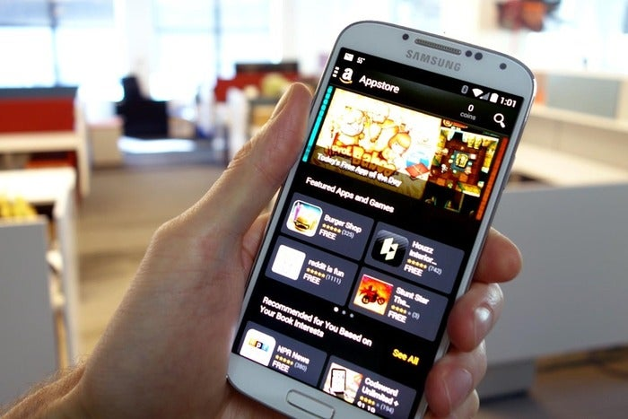 Amazon App Yanked From The Play Store After Google Changes