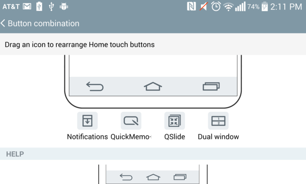 lgg3navbar-100360829-large.idge Few simple tips and tricks to get more from your LG G3 Android