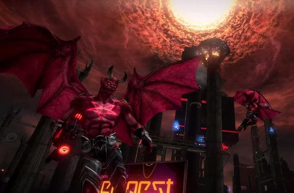 Saints Row Gat Out Of Hell Preview This Game Has An