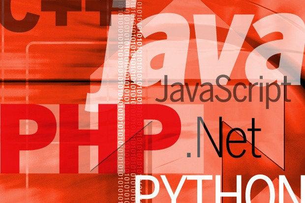 programming languages C++ Java PHP .Net Python JavaScript
