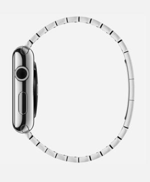 relógio linkbracelet maçã