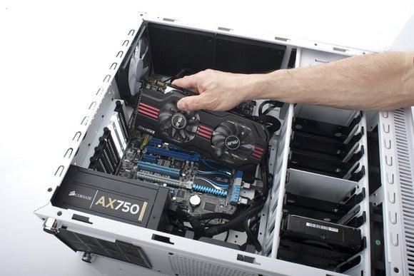 graphics card slot