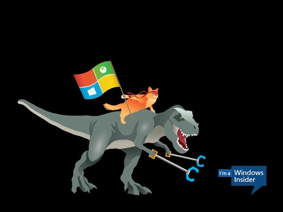 Celebrate The Windows 10 Ninjacat Meme With New Microsoft