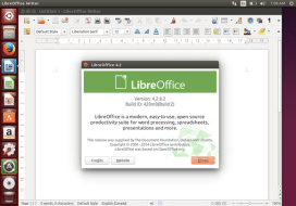 libreoffice on ubuntu