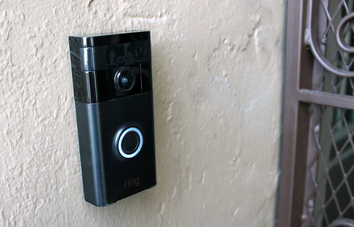 Image Result For Ring Security Doorbell Reviews