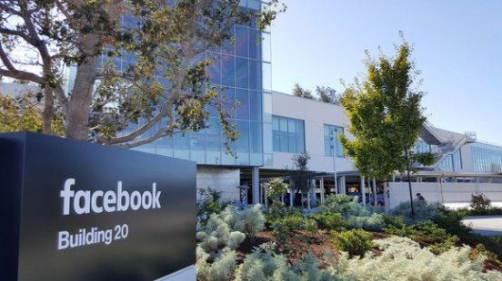 facebook stock headquarters building