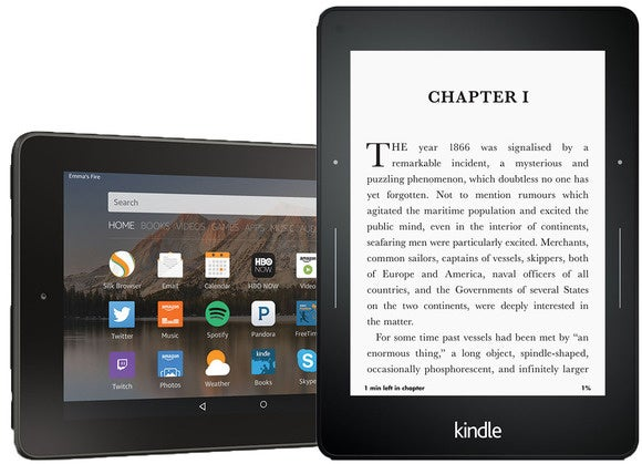 How to choose the right Amazon e-reader   PCWorld