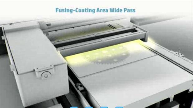 HP Fusion Jet Printer