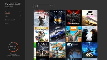 Microsoft s Xbox One is previewing Anniversary Updates   PCWorld Xbox One new game collection