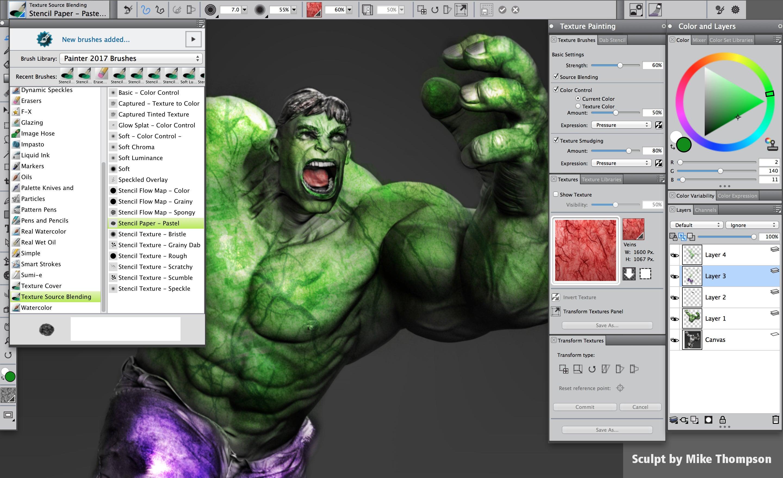 Portrait Lighting Software