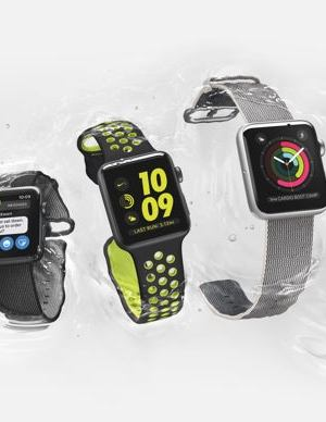 Chat watch apple +