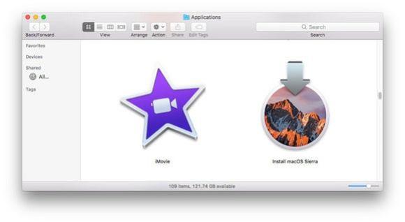 sierra beta installer app folder sierra gm