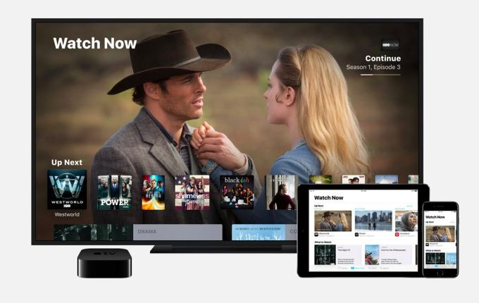 Image result for person watching apple tv
