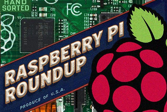 rasberry pi roundup