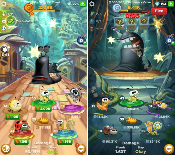 Our favorite free iOS games of 2016   Macworld free ios games 2016 bestfiends  See larger image