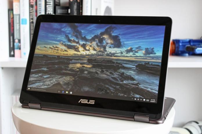Asus ZenBook Flip Primary 2