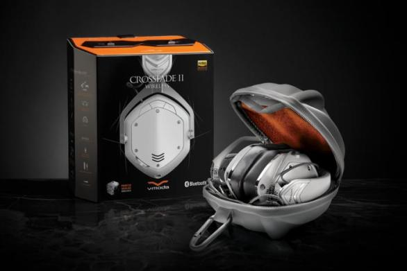 The new Crossfade 2 Wireless are foldable.