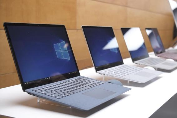 surface laptop group