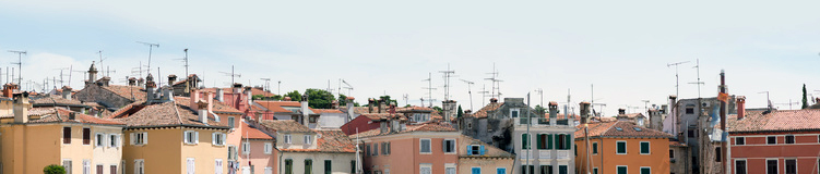 Città vista dai tetti