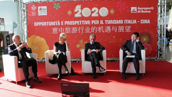 Adr, a Fiumicino il punto su opportunità e prospettive turismo Italia - Cina