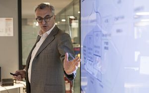 """Luigi Capello (LVenture): """"Digitalizzazione nel Recovery Plan grande opportunità per l'Italia"""""""