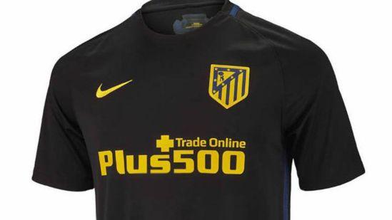 Camiseta suplente Atleti 2019 2020