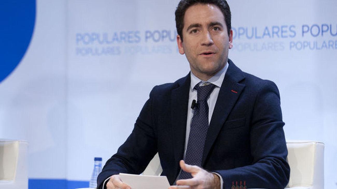 García Egea (PP) pide esperar a que «se abran las urnas» para conocer «la verdadera voz de los ciudadanos»