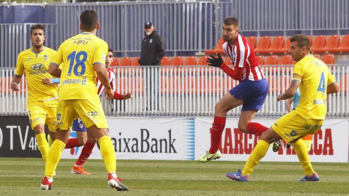 Atleti B 0 - 0 Atl. Baleares: Reparto de puntos y mucho respeto, por @antonturan 20