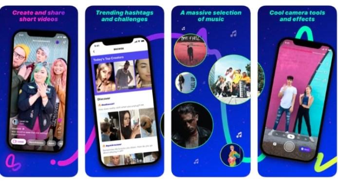 facebook new tik tok app