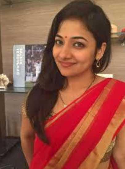 Actress Priya Prince
