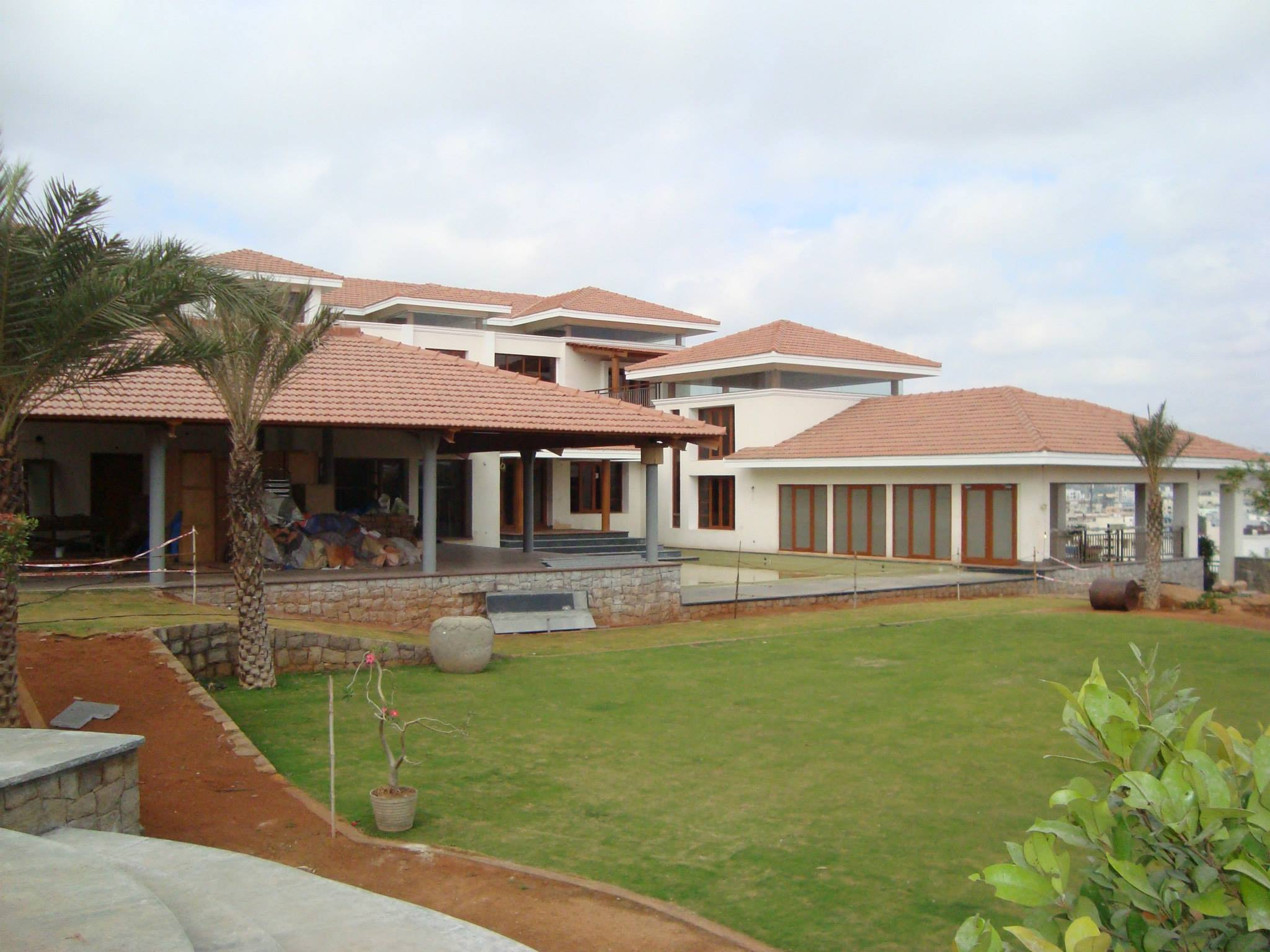 Tollywood Hero venkatesh house images in Hyderabad