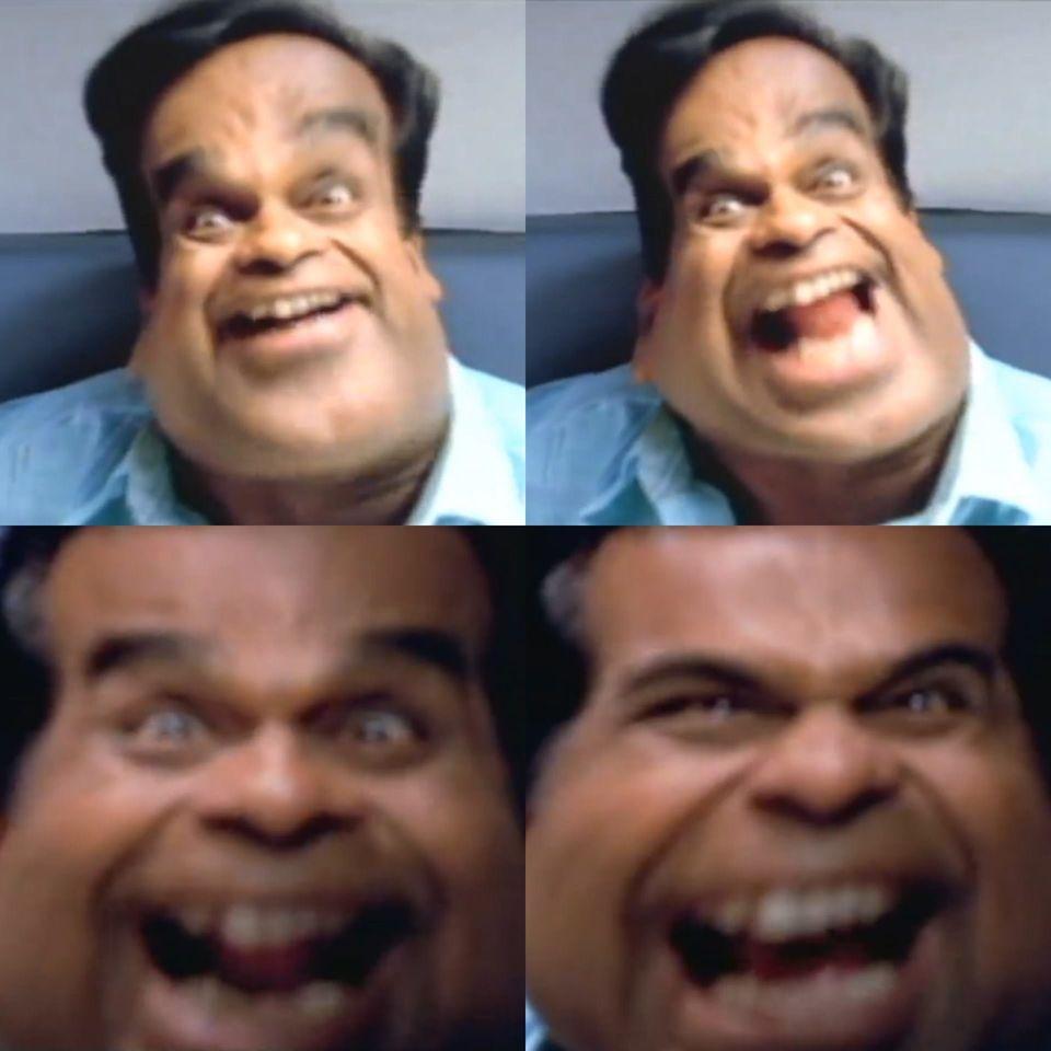 Venky Movie Meme Templates- Venky Templates-Bramhanandham Templates