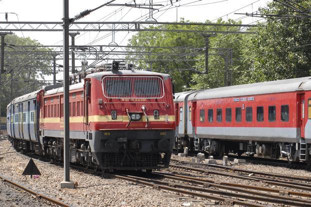 rail engine 2