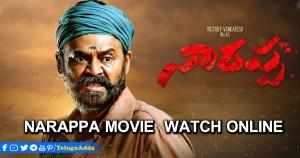 Narappa Movie Watch Online