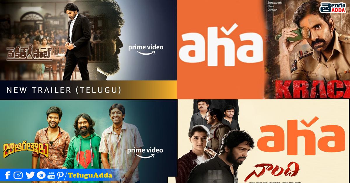 Top 10 Telugu Movies of 2021