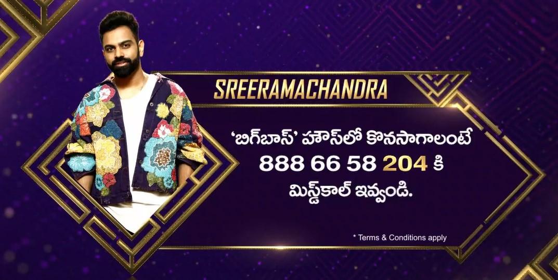 Bigg Boss Telugu Voting