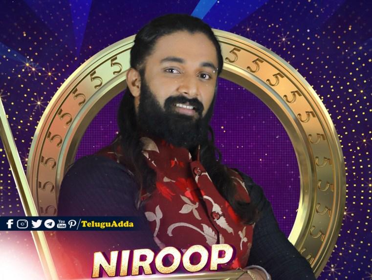 Bigg Boss 5 Tamil 18th Contestant Niroop