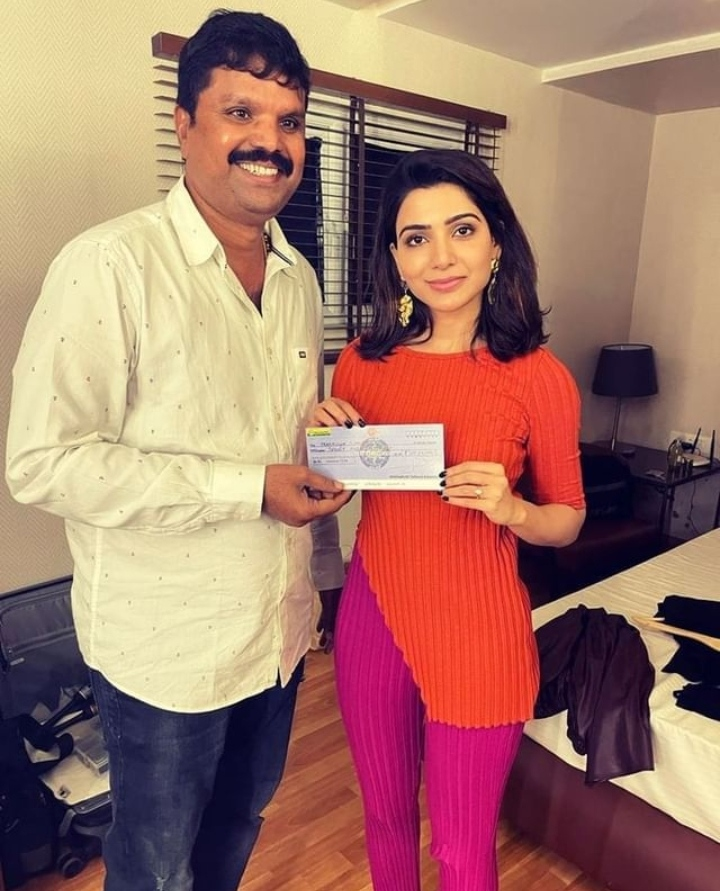 picture of samantha post divorce going viral