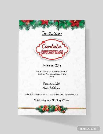 Birthday Invitations Print