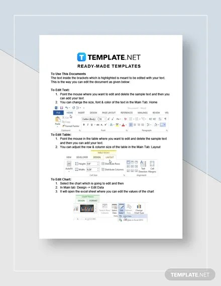 Employee Recruitment Agency Contract Template Word Doc