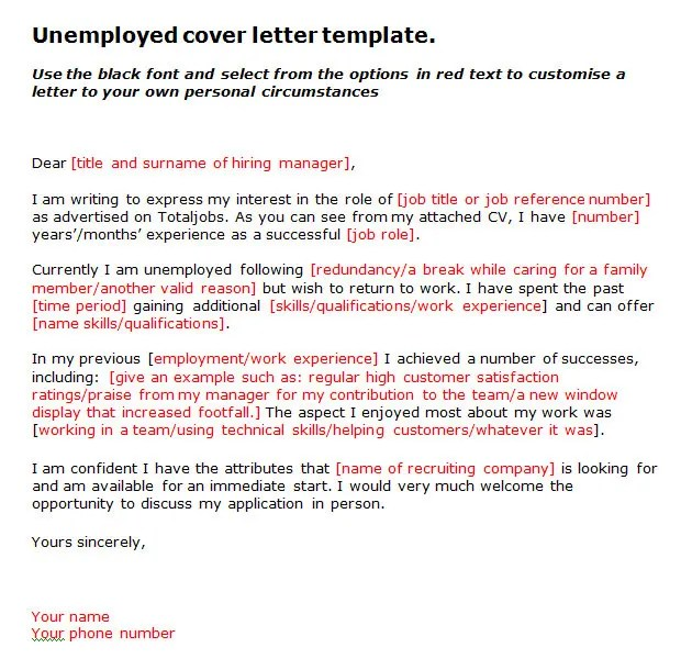 Resume Cover Letter Template Unique Good Exles Ideas 3