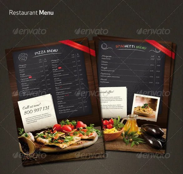 Restaurant Flyer Templates 65 Free Word PDF PSD EPS InDesign Format Download Free